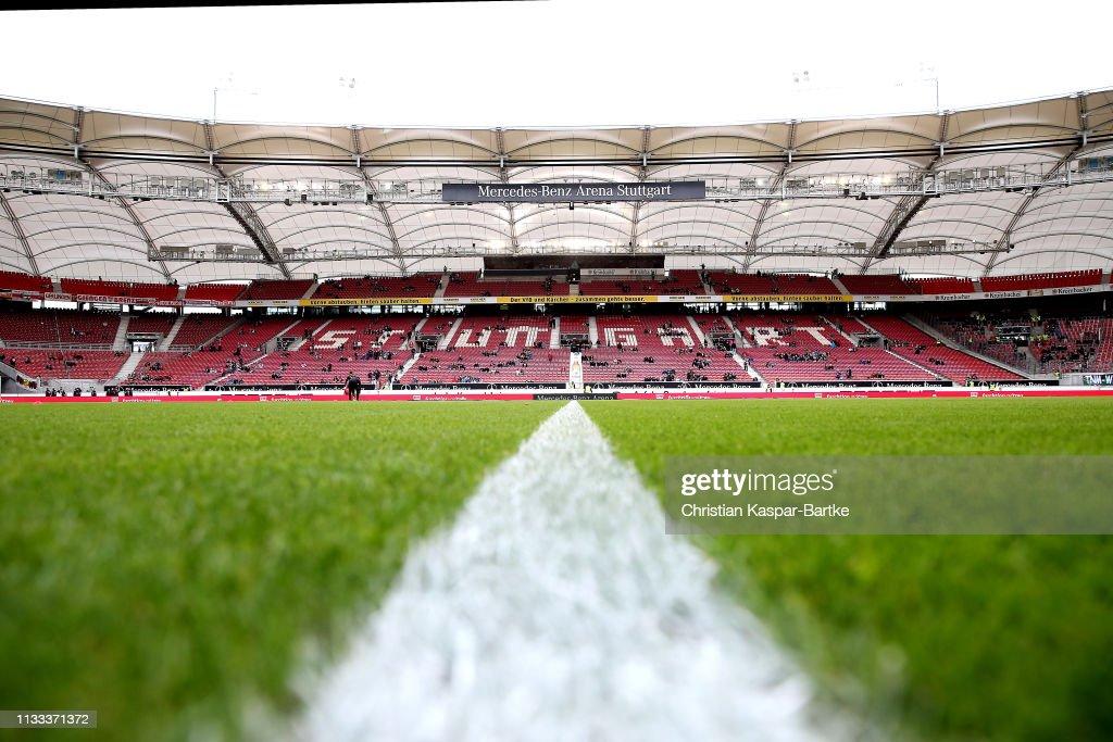 DEU: VfB Stuttgart v Hannover 96 - Bundesliga