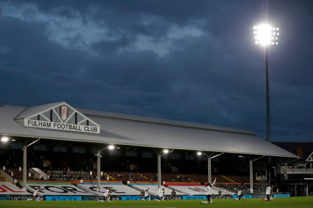 GBR: Fulham v Sheffield Wednesday - Carabao Cup Third Round