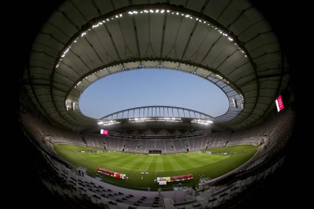 QAT: Libya v Sudan - FIFA Arab Cup Qatar 2021 Qualifiers
