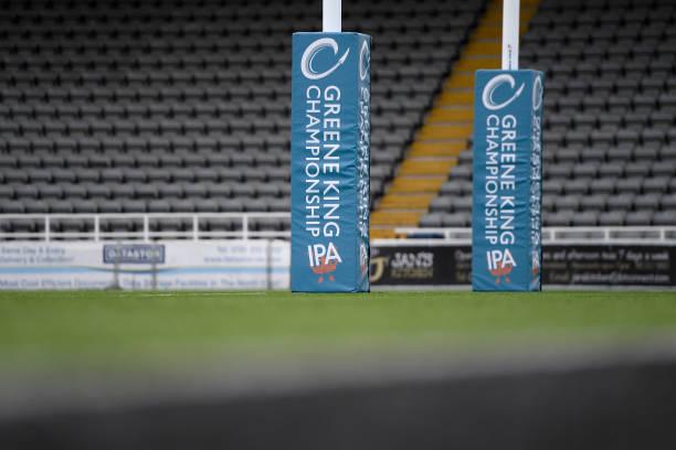 GBR: Newcastle Falcons v Coventry - Greene King IPA Championship