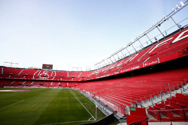 ESP: Sevilla FC v SD Eibar - La Liga Santander