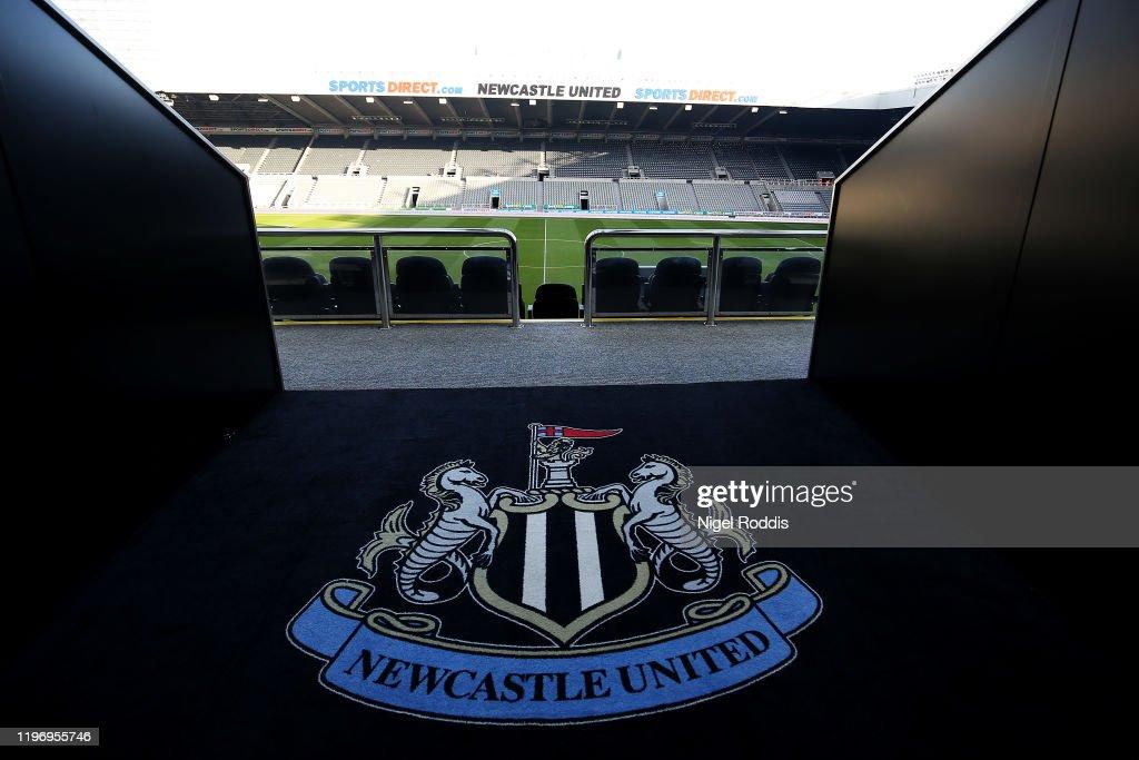 Newcastle United v Leicester City - Premier League : Foto jornalística