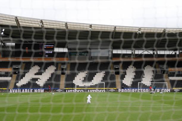 GBR: Hull City v Middlesbrough - Sky Bet Championship