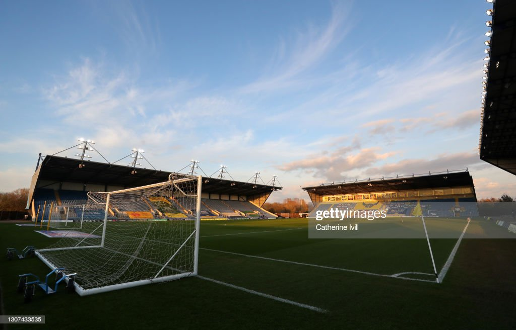 Oxford United v Doncaster Rovers - Sky Bet League One : News Photo