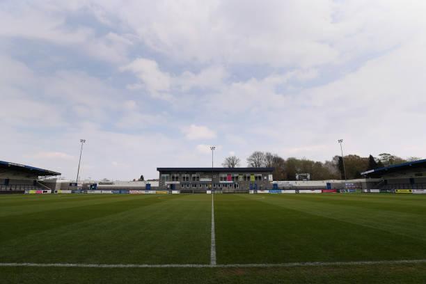GBR: Wolverhampton Wanderers Women v Blackburn Rovers Ladies: Vitality Women's FA Cup Fourth Round