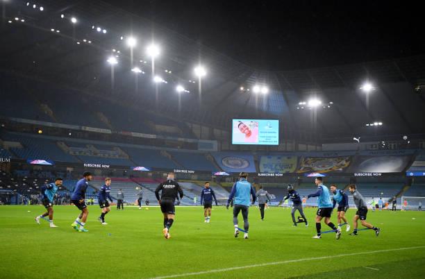 GBR: Manchester City v Aston Villa - Premier League