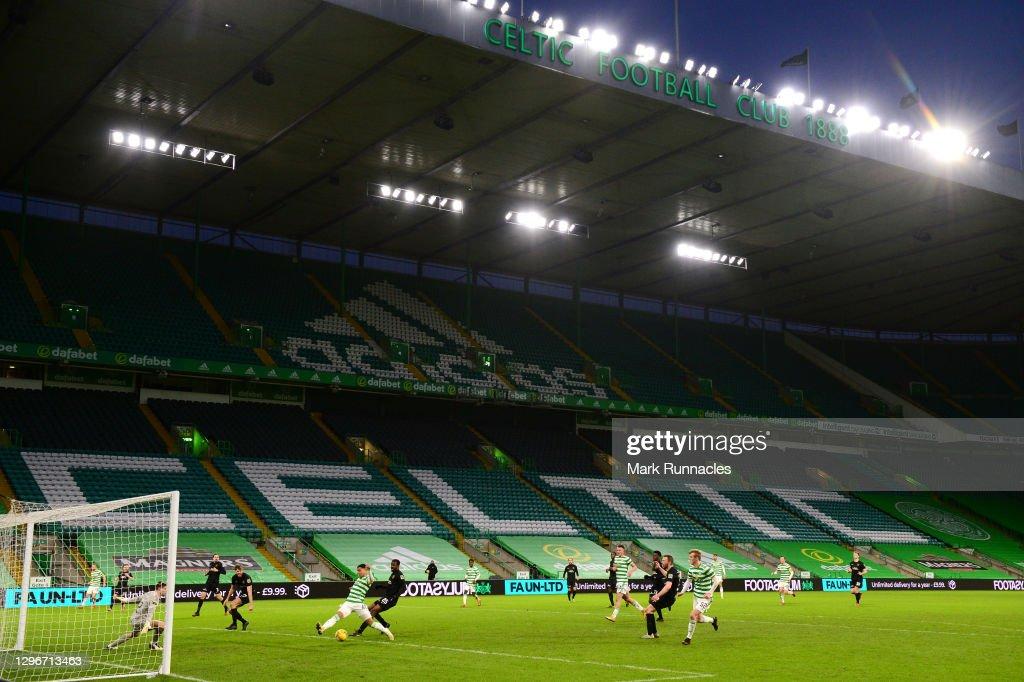 Celtic v Livingston - Ladbrokes Scottish Premiership : News Photo