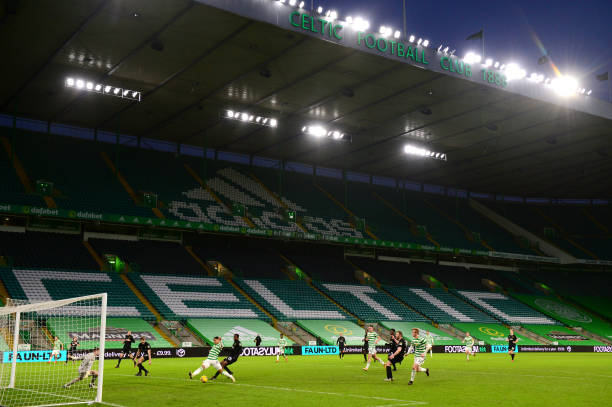 GBR: Celtic v Livingston - Ladbrokes Scottish Premiership