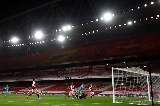 GBR: Arsenal v Liverpool - Premier League