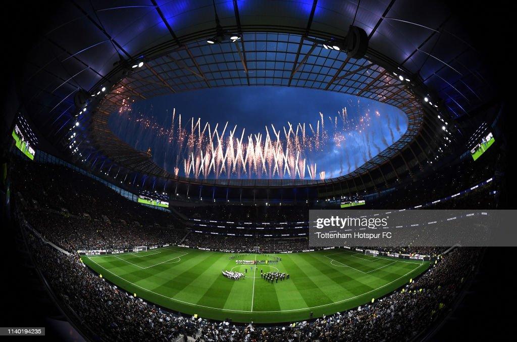 GBR: Tottenham Hotspur v Crystal Palace - Premier League