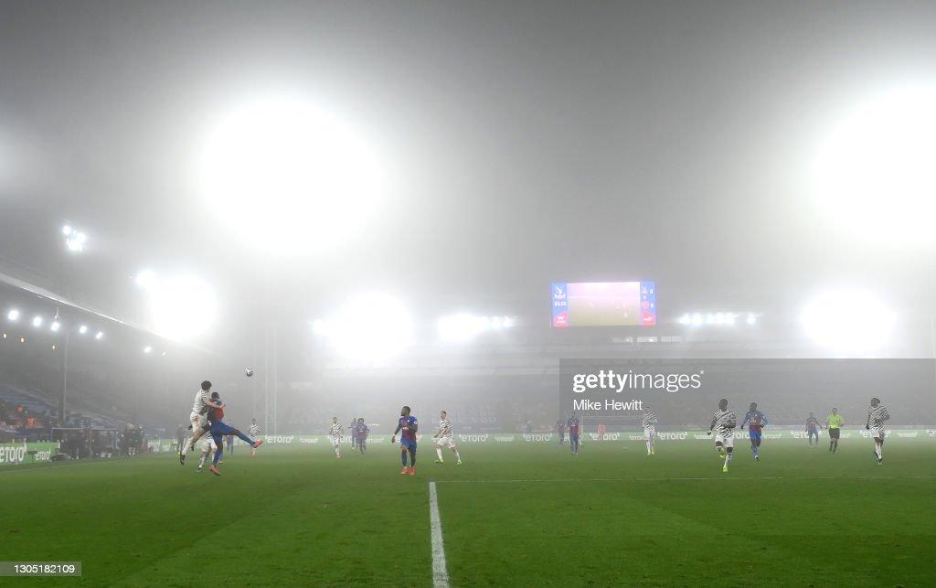 Crystal Palace v Manchester United - Premier League : ニュース写真