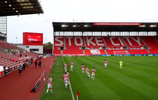 GBR: Stoke City v Brentford - Sky Bet Championship
