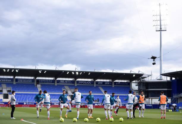 ESP: SD Huesca v Athletic Club - La Liga Santander