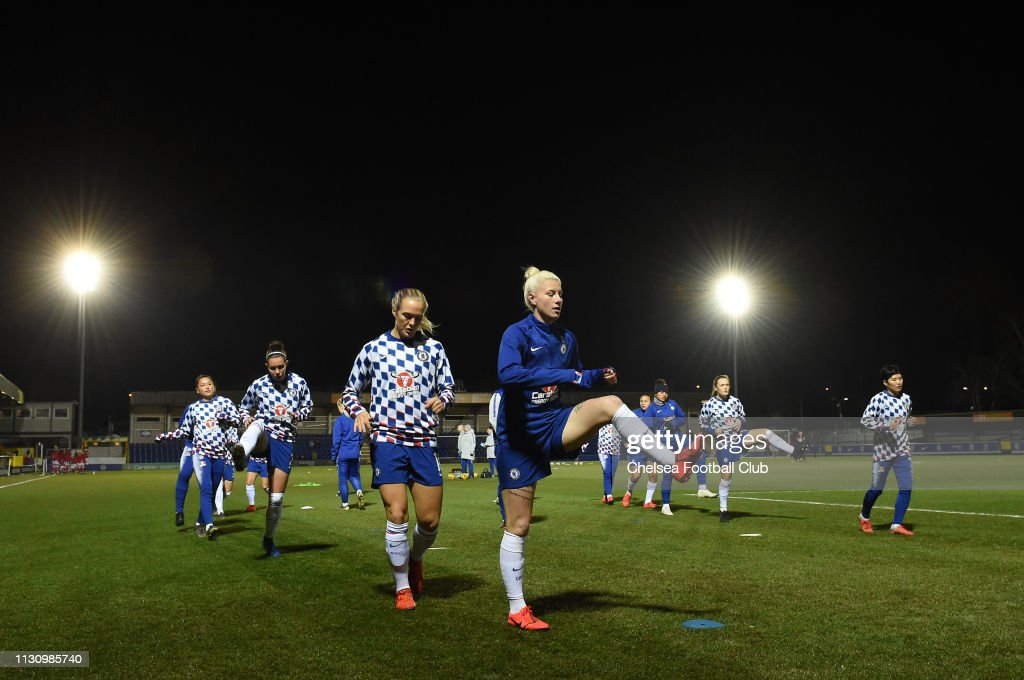 GBR: Chelsea Women v Bristol City Women - FA WSL