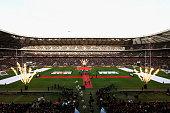 london england general view inside stadium
