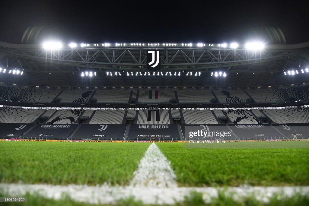 Juventus v FC Internazionale - Coppa Italia : News Photo