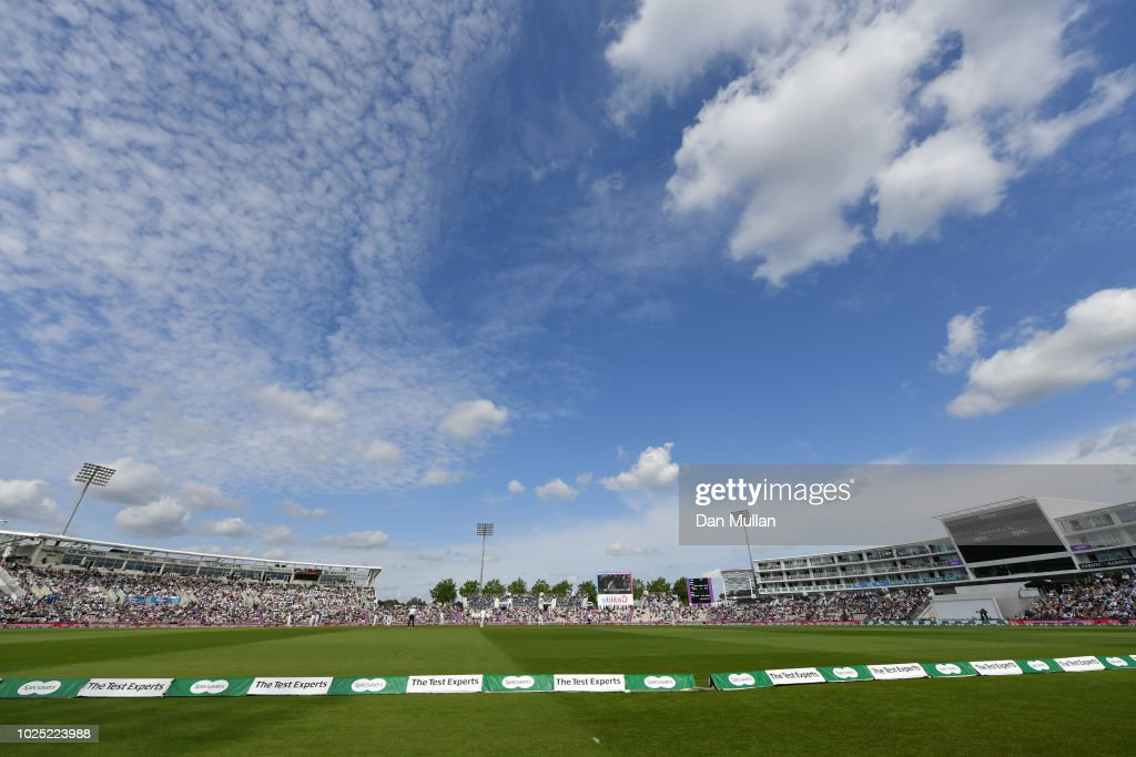 England v India: Specsavers 4th Test - Day One : News Photo