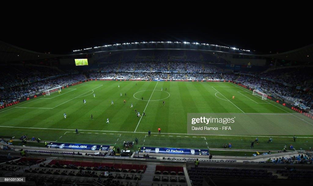 Gremio FBPA v CF Pachuca - FIFA Club World Cup UAE 2017 : ニュース写真