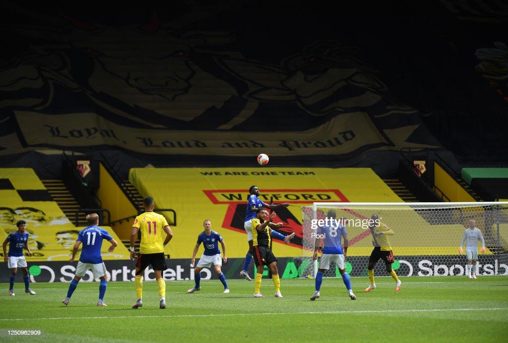 Watford FC v Leicester City - Premier League : News Photo