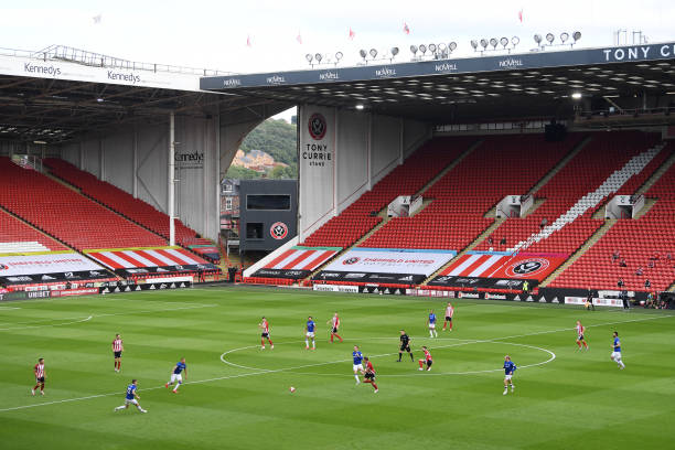 GBR: Sheffield United v Everton FC - Premier League