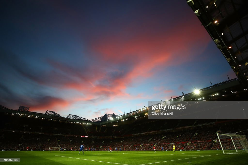 Manchester United v Everton - Premier League : News Photo