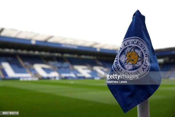 A general view inside the stadium during the Premier League match between Leicester City and Crystal Palace at The King Power Stadium on December 16...