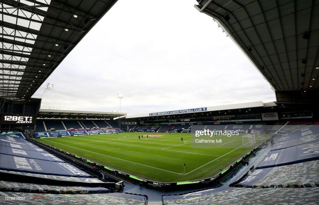 West Bromwich Albion v Chelsea - Premier League : ニュース写真