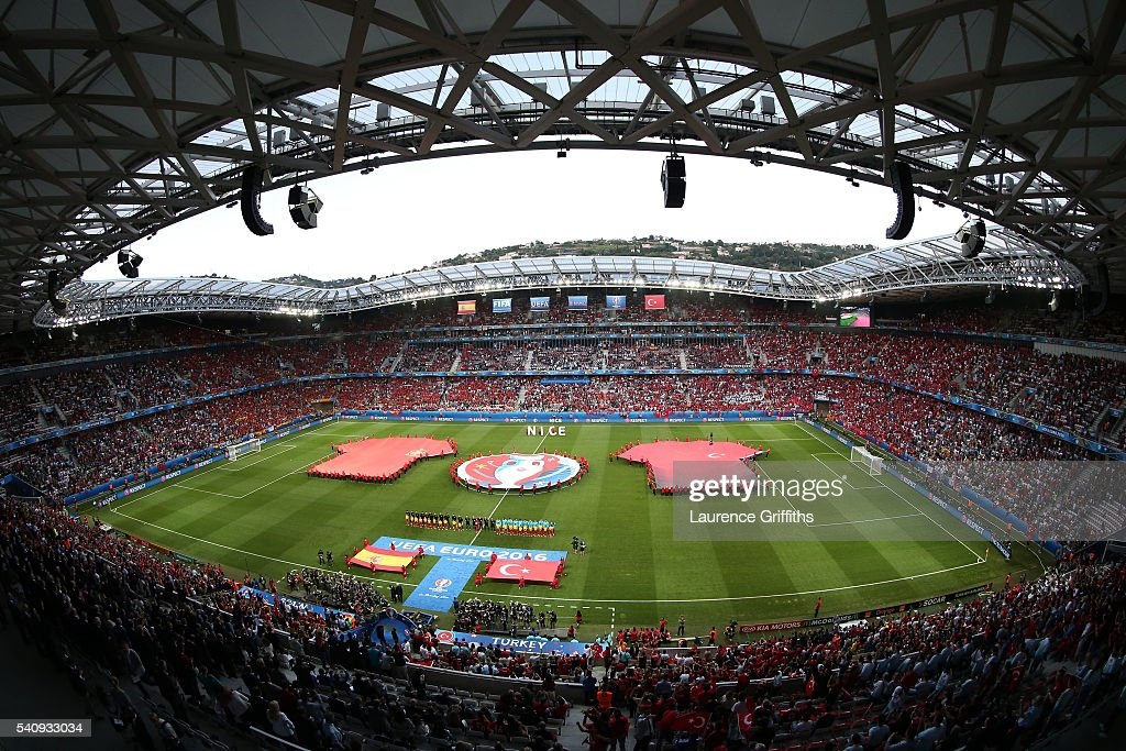 Spain v Turkey - Group D: UEFA Euro 2016 : News Photo
