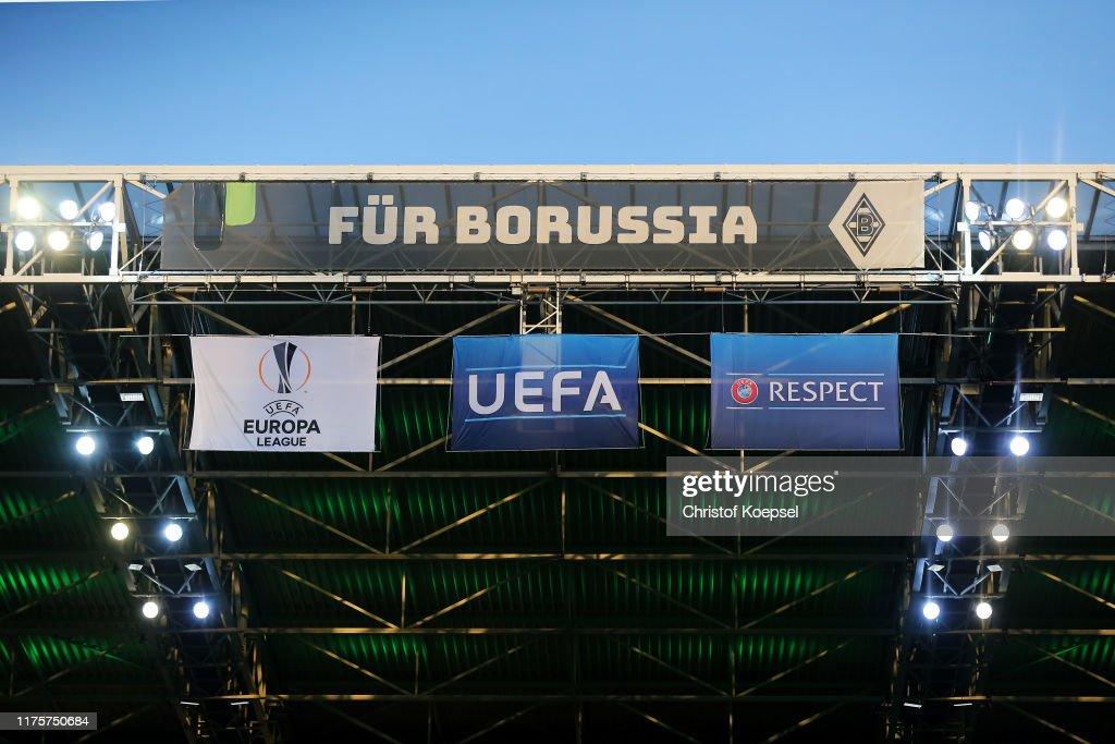 Borussia Moenchengladbach v Wolfsberger AC: Group J - UEFA Europa League : Nachrichtenfoto