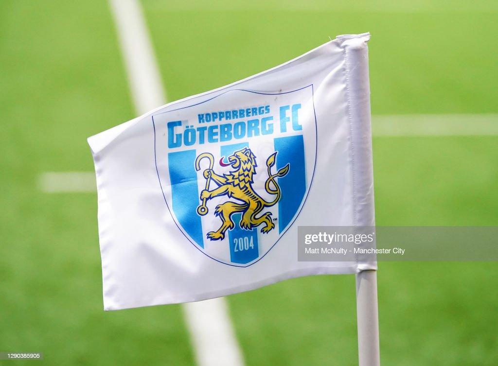 Goteborg v Manchester City Women: UEFA Women's Champions League : News Photo