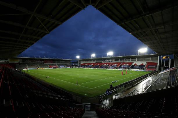 GBR: Leeds Rhinos v Wakefield Trinity - Betfred Super League