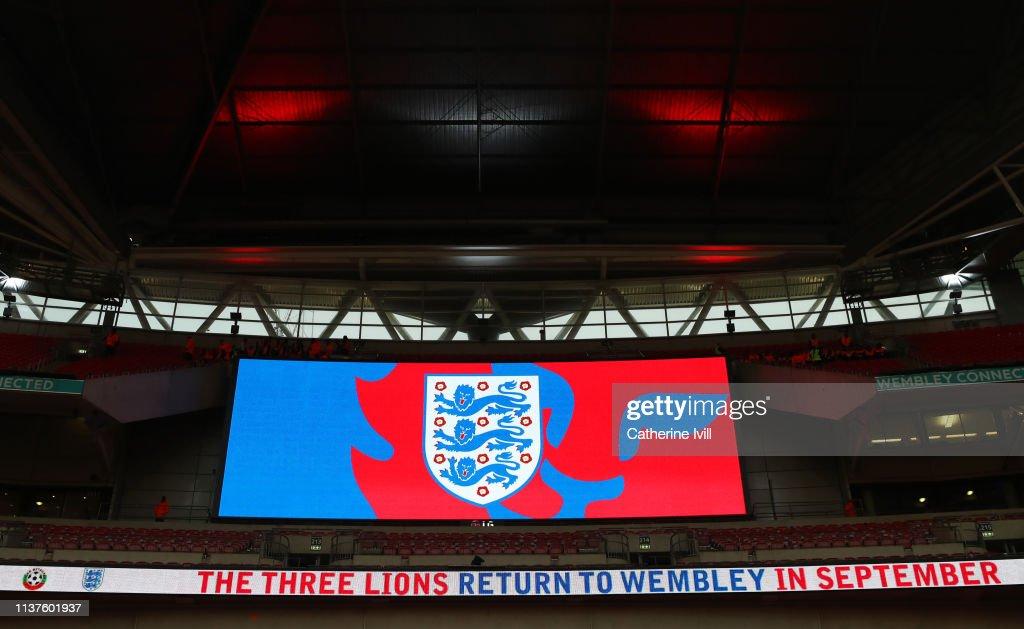 GBR: England v Czech Republic - UEFA EURO 2020 Qualifier
