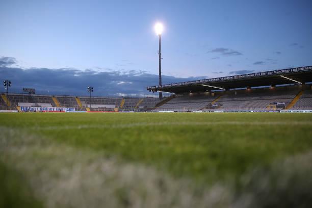 DEU: TSV 1860 Muenchen v 1. FC Saarbruecken - 3. Liga