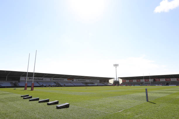 GBR: Salford Red Devils v Widnes Vikings - Betfred Challenge Cup
