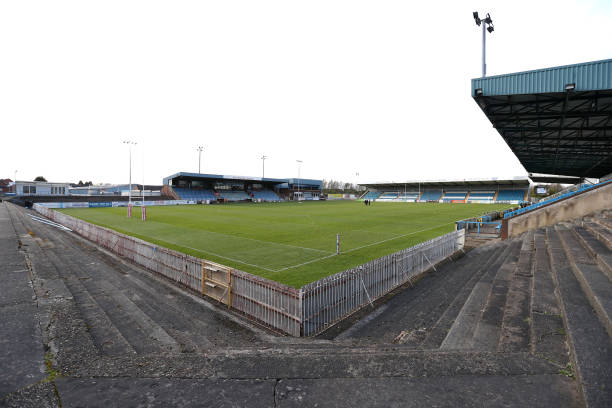 GBR: Featherstone Rovers v Hull FC - Betfred Challenge Cup