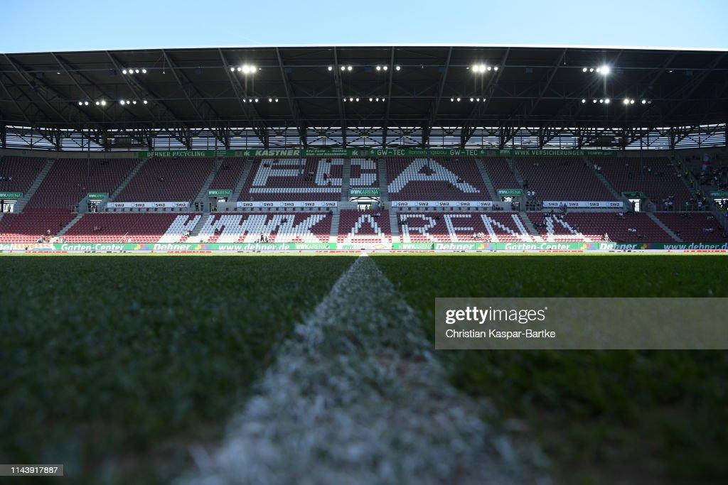 DEU: FC Augsburg v VfB Stuttgart - Bundesliga