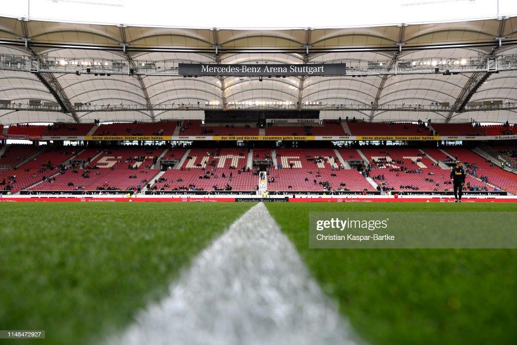 DEU: VfB Stuttgart v Borussia Moenchengladbach - Bundesliga