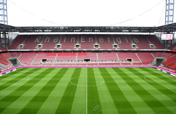 DEU: 1. FC Koeln v 1. FSV Mainz 05 - Bundesliga