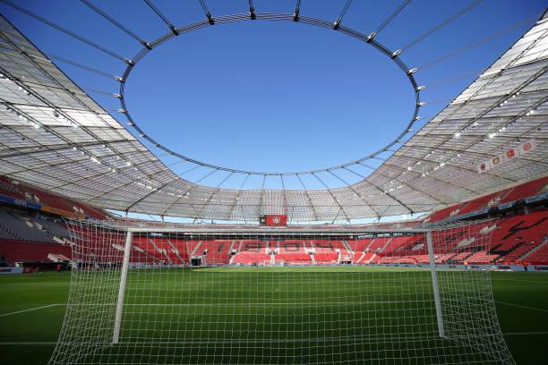 DEU: Bayer 04 Leverkusen v 1. FSV Mainz 05 - Bundesliga