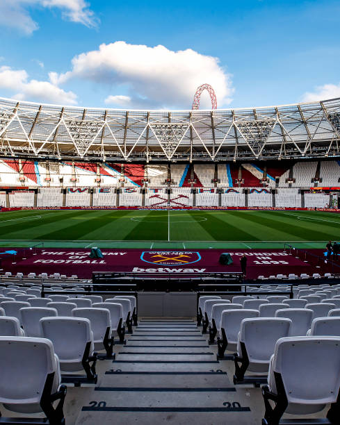 GBR: West Ham United v Manchester City - Carabao Cup Round of 16
