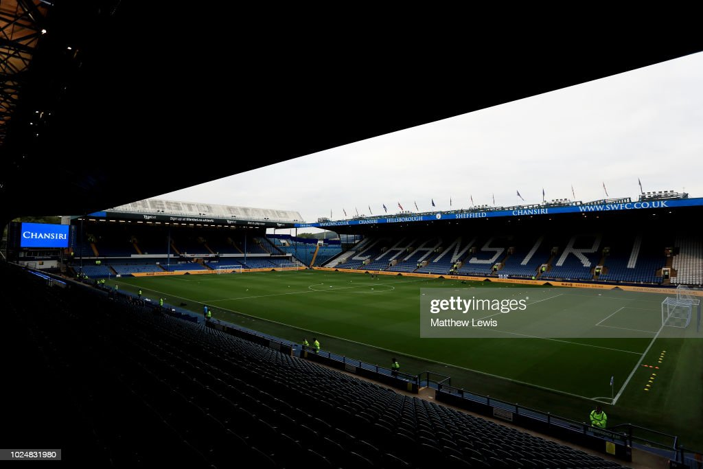 Sheffield Wednesday v Wolverhampton Wanderers - Carabao Cup Second Round : News Photo