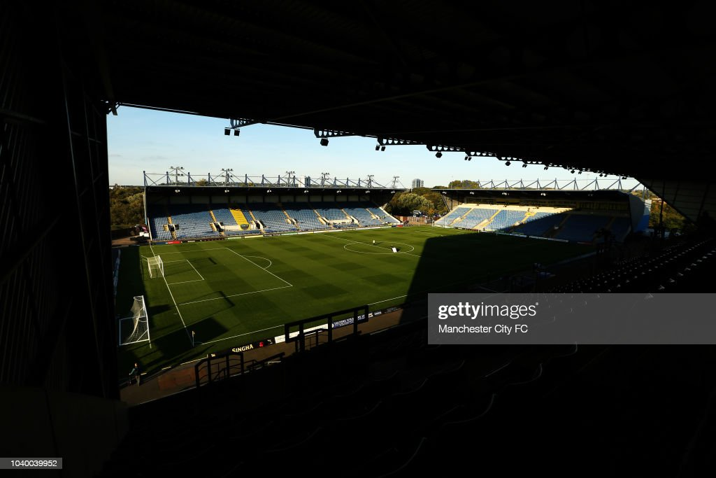 Oxford United v Manchester City - Carabao Cup Third Round