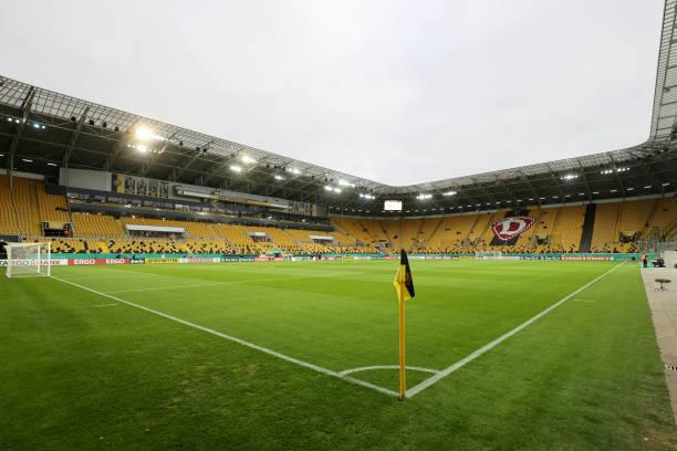 DEU: Dynamo Dresden v FC St. Pauli - DFB Cup: Second Round