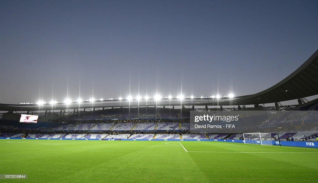 ARE: Al Ain FC v Team Wellington FC - FIFA Club World Cup UAE 2018