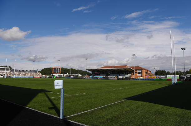 GBR: Newcastle Falcons v Harlequins - Gallagher Premiership Rugby