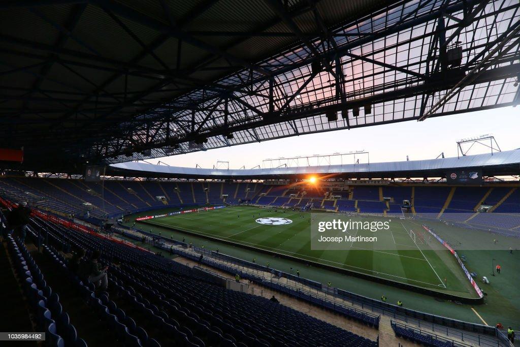 FC Shakhtar Donetsk v TSG 1899 Hoffenheim - UEFA Champions League Group F : ニュース写真