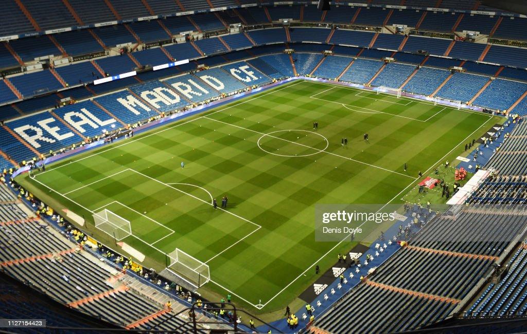ESP: Real Madrid CF v Deportivo Alaves - La Liga