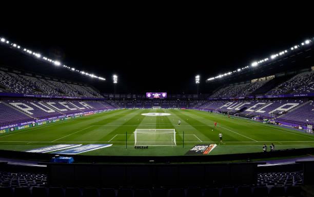 ESP: Real Valladolid CF v Levante UD - La Liga Santander