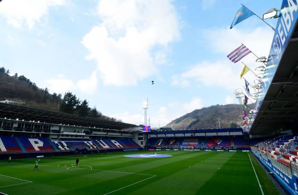 ESP: SD Eibar v SD Huesca - La Liga Santander