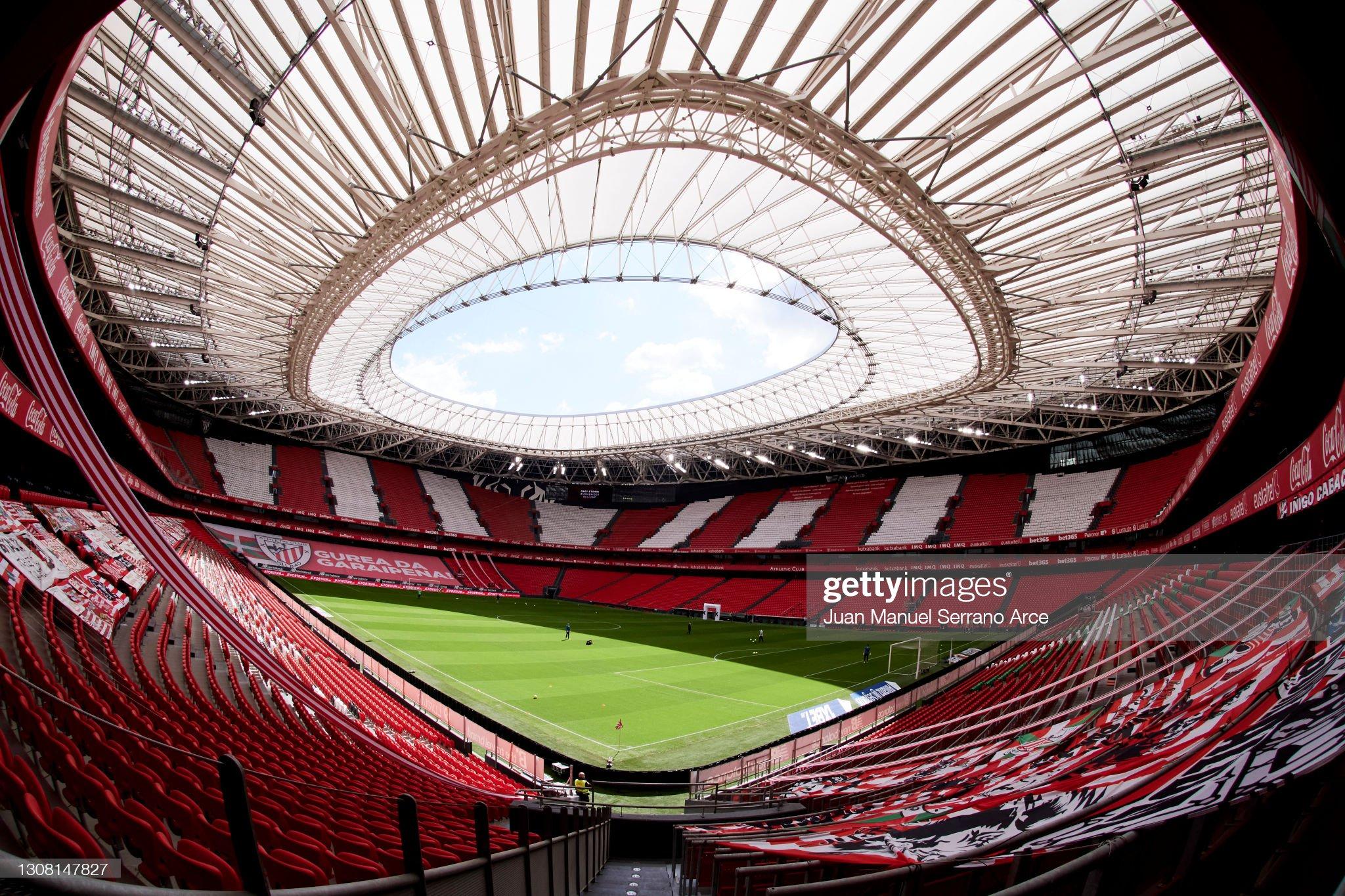Athletic Club v SD Eibar - La Liga Santander : ニュース写真